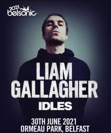 Liam Gallagher al Belsonic Festival 2021