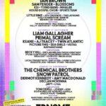 Liam Gallagher headliner al TRNSMT festival 2021